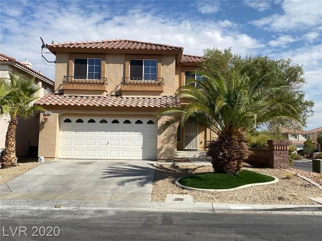 7664 Ribbon Garland Court, Las Vegas, NV 89139 (MLS #2238529) :: Hebert Group | Realty One Group