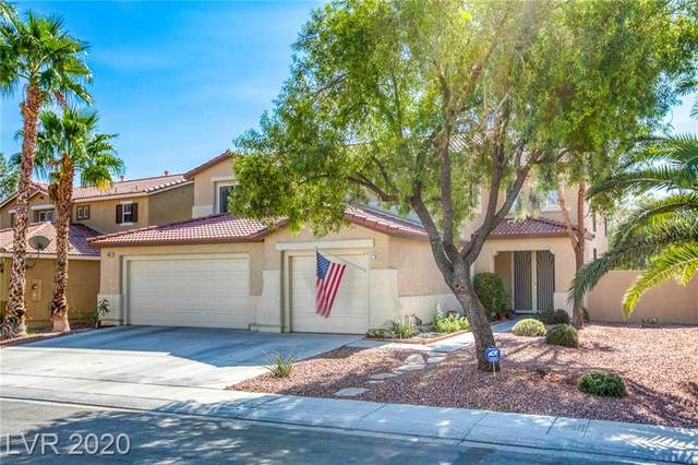 1807 Diamond Bluff Avenue, North Las Vegas, NV 89084 (MLS #2238614) :: Hebert Group | Realty One Group