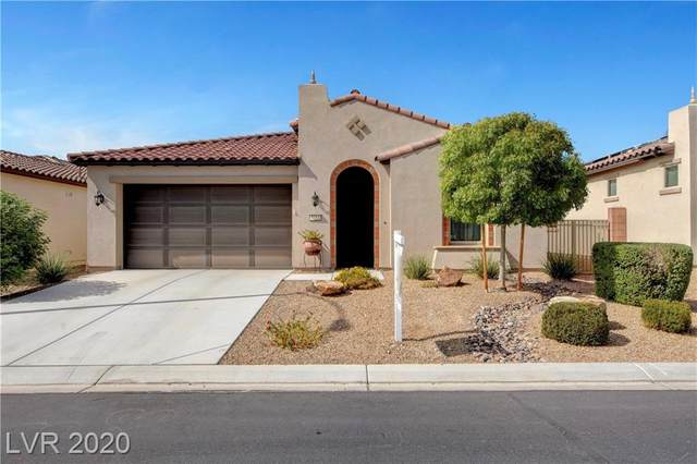 5753 Sagamore Canyon Street, North Las Vegas, NV 89081 (MLS #2238616) :: The Lindstrom Group