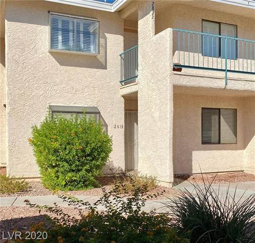 2818 Begonia Court #1, Henderson, NV 89074 (MLS #2238622) :: Hebert Group | Realty One Group