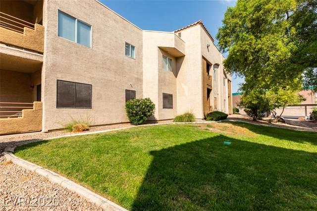 6875 Tamarus Street #202, Las Vegas, NV 89119 (MLS #2238624) :: The Perna Group