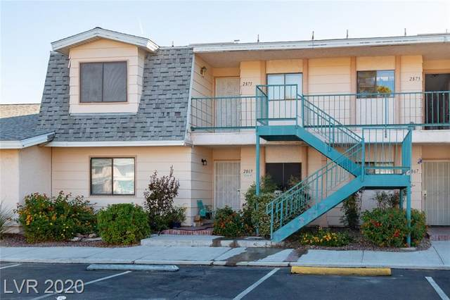 2875 Bamboo Court #5, Henderson, NV 89074 (MLS #2238643) :: Hebert Group | Realty One Group