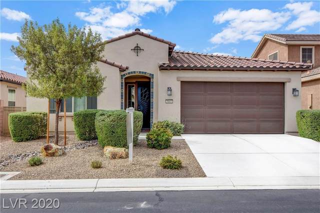 5805 Sagamore Canyon Street, North Las Vegas, NV 89081 (MLS #2238656) :: The Lindstrom Group