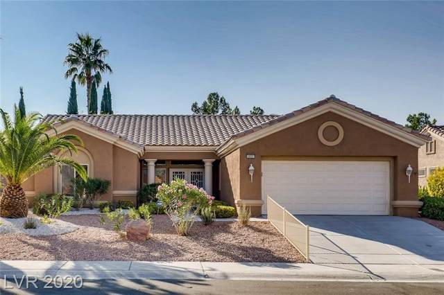 3021 Cradle Mountain Drive, Las Vegas, NV 89134 (MLS #2238671) :: The Lindstrom Group