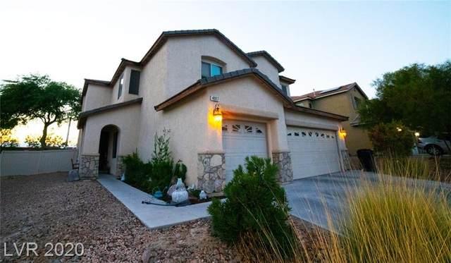 4917 Celsion  Rock Street, North Las Vegas, NV 89081 (MLS #2238686) :: The Lindstrom Group