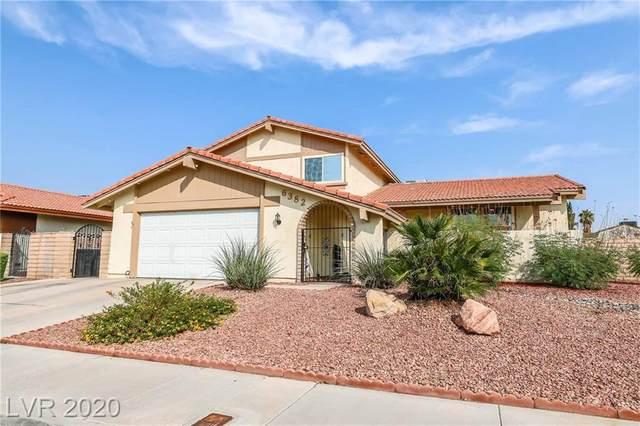6382 Sandpiper Way, Las Vegas, NV 89103 (MLS #2238693) :: The Lindstrom Group
