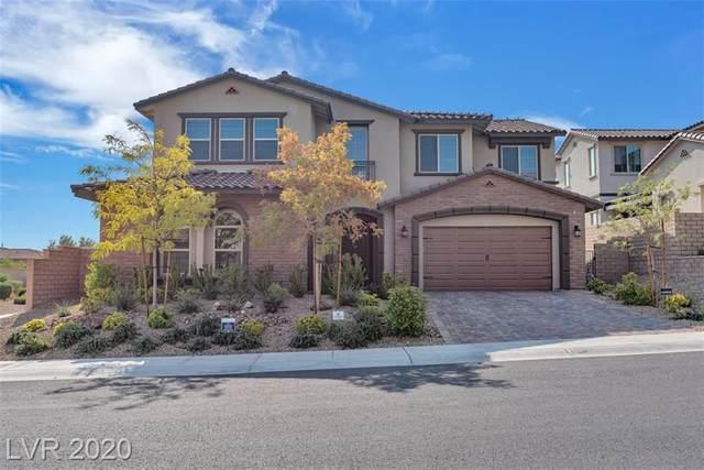 12015 Abbracci Avenue, Las Vegas, NV 89138 (MLS #2238696) :: Team Michele Dugan