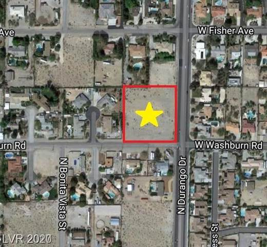 Durango & Washburn, Las Vegas, NV 89149 (MLS #2238698) :: The Perna Group