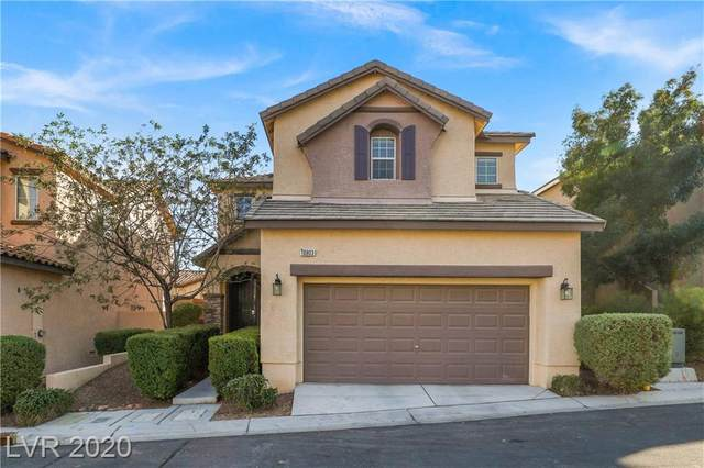 10803 Leatherstocking Avenue, Las Vegas, NV 89166 (MLS #2238699) :: The Lindstrom Group