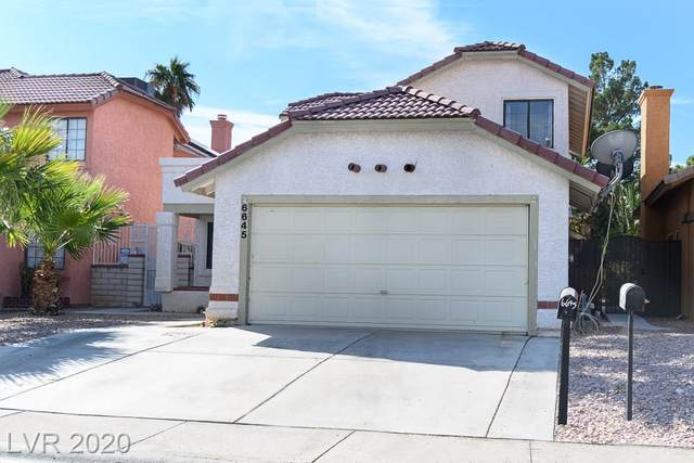 6645 Pleasant Plains Way, Las Vegas, NV 89108 (MLS #2238701) :: The Lindstrom Group