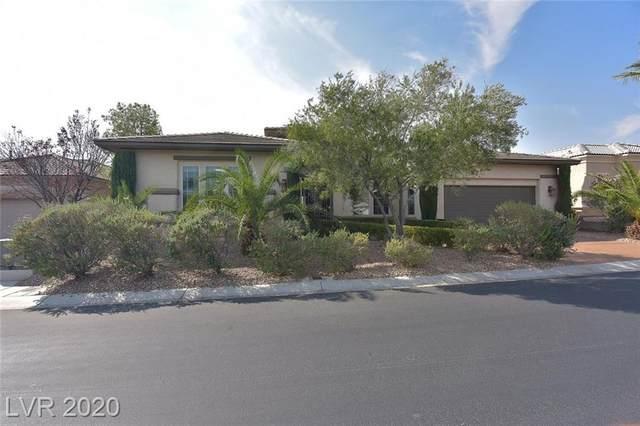 10395 Sofferto Avenue, Las Vegas, NV 89135 (MLS #2238705) :: Hebert Group | Realty One Group