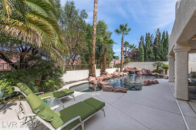 2576 Anchorgate Drive, Henderson, NV 89052 (MLS #2238723) :: The Lindstrom Group