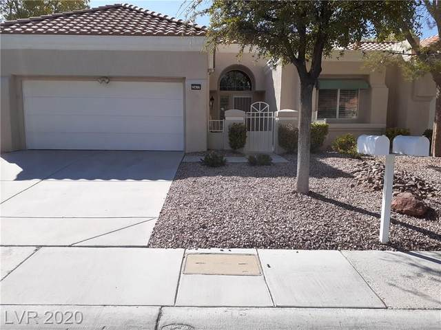 2417 Desert Butte Drive, Las Vegas, NV 89134 (MLS #2238724) :: The Lindstrom Group
