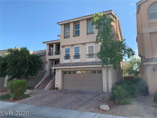 8442 Loxton Cellars Street, Las Vegas, NV 89139 (MLS #2238734) :: Hebert Group | Realty One Group