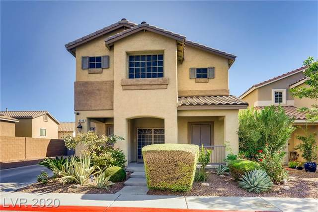 9340 Corkfish Street, Las Vegas, NV 89178 (MLS #2238740) :: The Mark Wiley Group | Keller Williams Realty SW