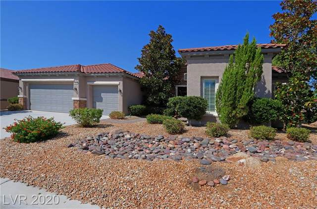 2304 Janesville Lane, Henderson, NV 89044 (MLS #2238745) :: Hebert Group | Realty One Group