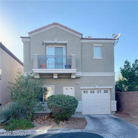 9405 Hot Breeze Street, Las Vegas, NV 89178 (MLS #2238766) :: The Lindstrom Group