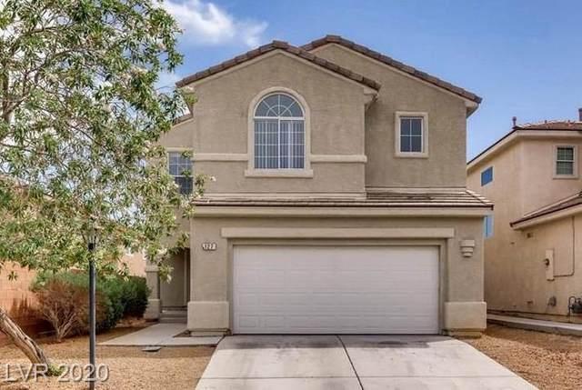 127 Gracious Crest Avenue, North Las Vegas, NV 89032 (MLS #2238774) :: Signature Real Estate Group