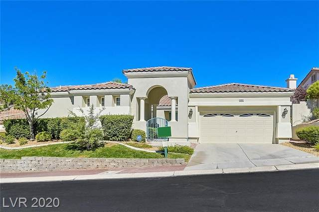 3012 Via Meridiana, Henderson, NV 89052 (MLS #2238844) :: The Shear Team
