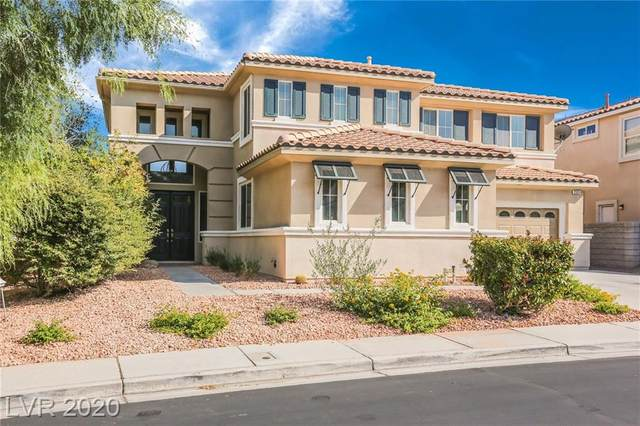 2935 Carmelo Drive, Henderson, NV 89052 (MLS #2238848) :: The Lindstrom Group