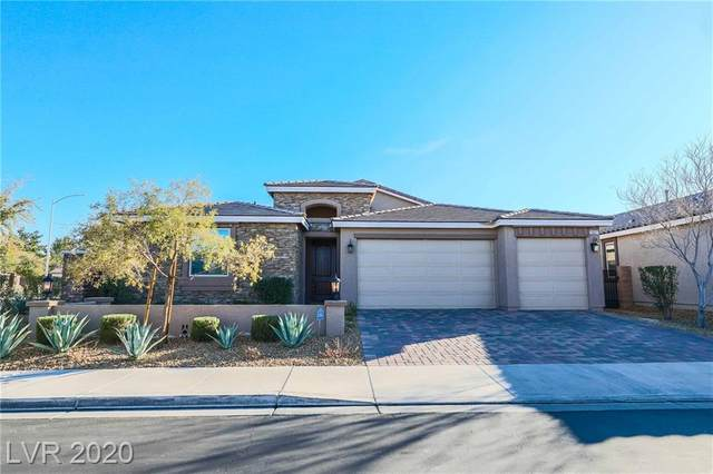 1061 Barby Springs Avenue, Henderson, NV 89014 (MLS #2238859) :: The Lindstrom Group