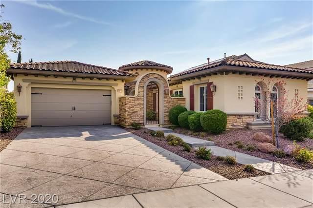 2080 Orchard Mist Street, Las Vegas, NV 89135 (MLS #2238867) :: The Lindstrom Group