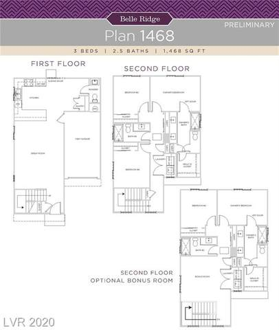 8778 Magic Mirror Court Lot 28, Las Vegas, NV 89148 (MLS #2238873) :: The Lindstrom Group