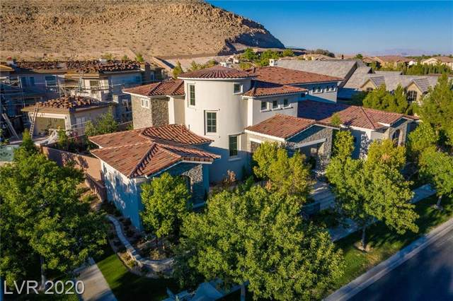 34 Greenside Drive, Las Vegas, NV 89141 (MLS #2238908) :: Hebert Group | Realty One Group