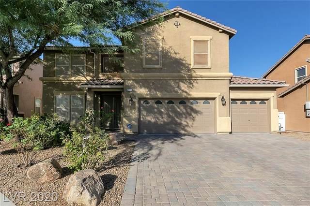 4225 Telstar Court, North Las Vegas, NV 89032 (MLS #2238926) :: Signature Real Estate Group