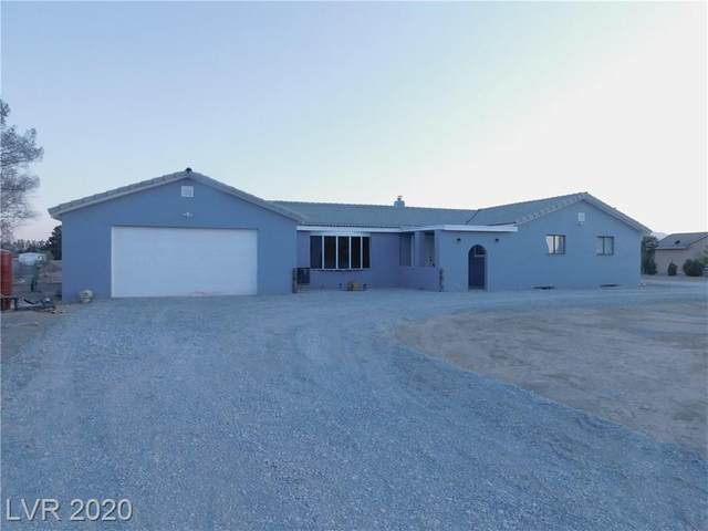 641 Lupin Street, Pahrump, NV 89048 (MLS #2238953) :: The Lindstrom Group