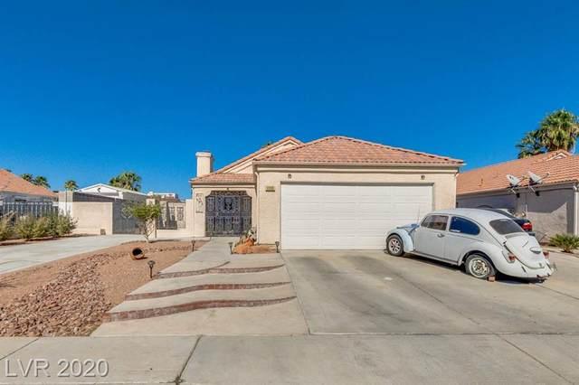6808 Spearfish Avenue, Las Vegas, NV 89145 (MLS #2238961) :: The Shear Team