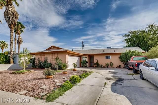 3813 San Bernardino Avenue, Las Vegas, NV 89102 (MLS #2238966) :: Signature Real Estate Group