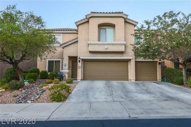 125 Voltaire Avenue, Henderson, NV 89002 (MLS #2238969) :: The Lindstrom Group
