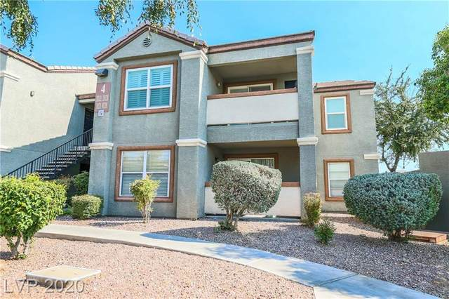 555 Silverado Ranch Boulevard #2024, Las Vegas, NV 89183 (MLS #2239001) :: The Perna Group