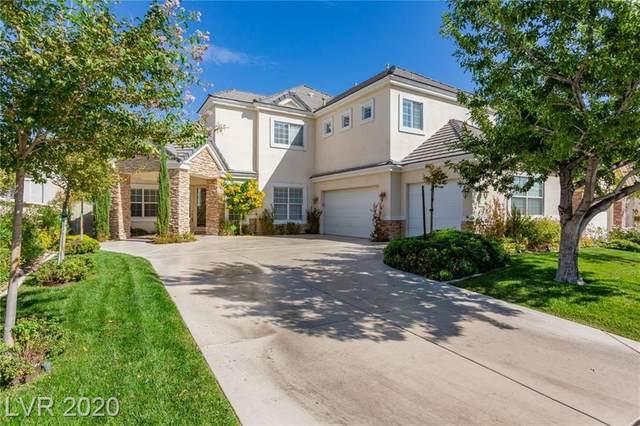 9632 Gavin Stone Avenue, Las Vegas, NV 89145 (MLS #2239038) :: The Perna Group