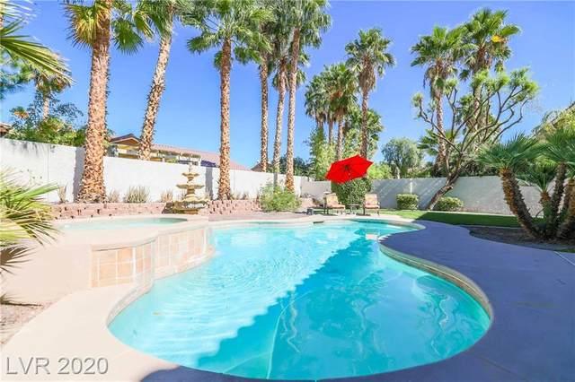 1430 October Oak Avenue, Las Vegas, NV 89123 (MLS #2239043) :: The Lindstrom Group