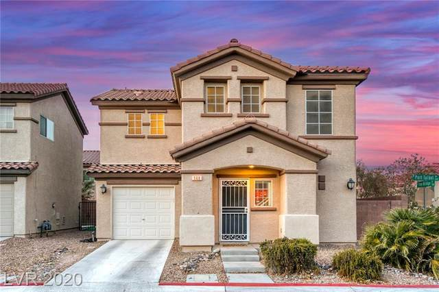 568 Port Talbot Avenue, Las Vegas, NV 89178 (MLS #2239074) :: The Lindstrom Group