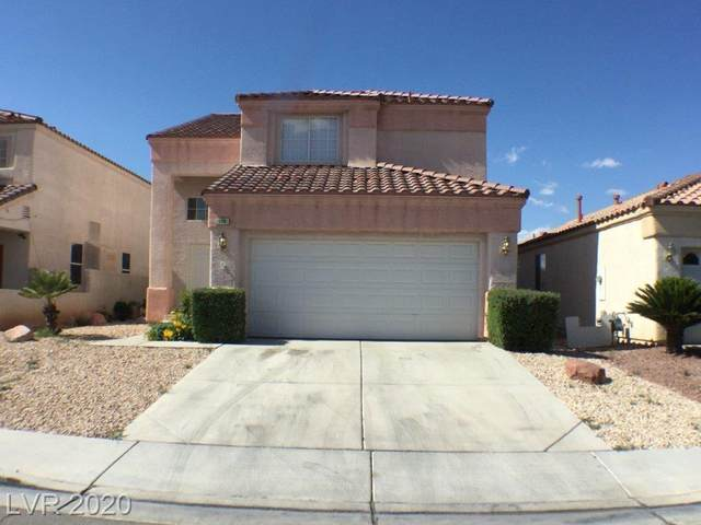 138 Willow Dove Avenue, Las Vegas, NV 89123 (MLS #2239077) :: Kypreos Team