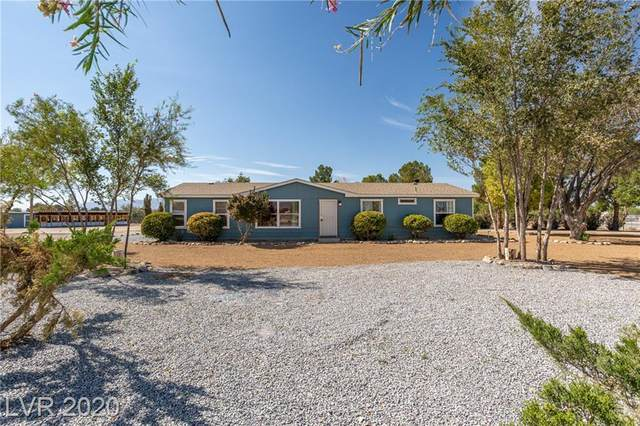 3491 E Mcgraw Road, Pahrump, NV 89061 (MLS #2239084) :: Kypreos Team