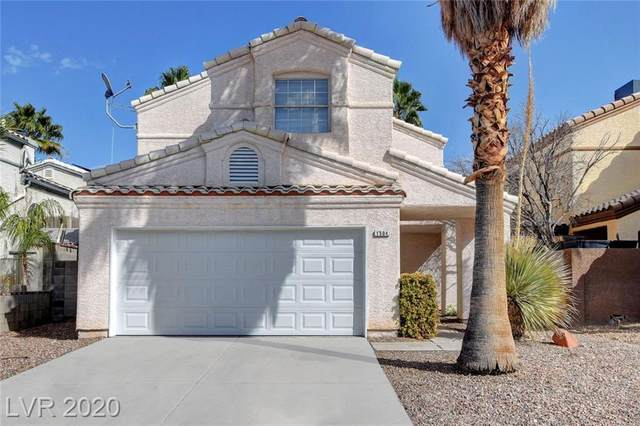 1504 Spice Sky Drive, Las Vegas, NV 89128 (MLS #2239094) :: Jeffrey Sabel