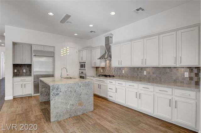 2083 Cape Cod Landing Drive, Las Vegas, NV 89135 (MLS #2239101) :: Helen Riley Group | Simply Vegas