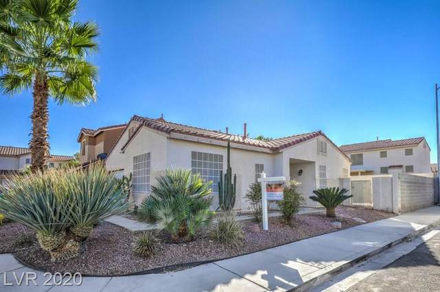 7213 Scenic Desert Court, Las Vegas, NV 89131 (MLS #2239128) :: The Lindstrom Group