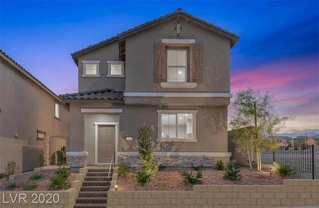 10586 Sariah Skye Avenue Lot 79, Las Vegas, NV 89166 (MLS #2239134) :: Billy OKeefe | Berkshire Hathaway HomeServices