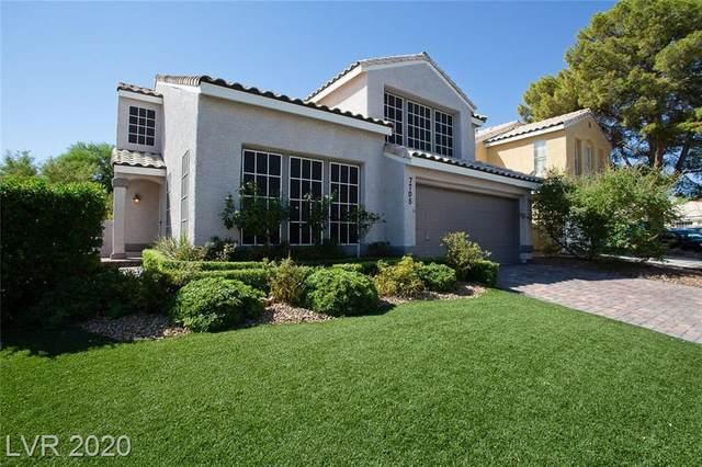 7705 Sea Wind Drive, Las Vegas, NV 89128 (MLS #2239170) :: Hebert Group | Realty One Group