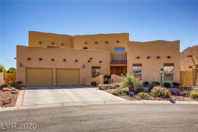 8153 Soaring Owl Avenue, Las Vegas, NV 89129 (MLS #2239177) :: The Lindstrom Group