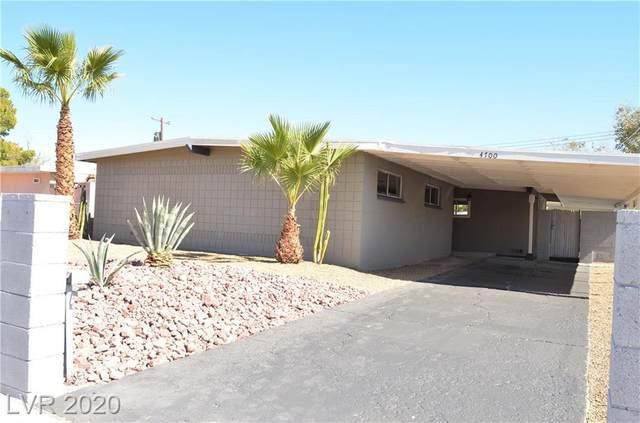 4700 Glenndavis Drive, Las Vegas, NV 89121 (MLS #2239203) :: The Perna Group