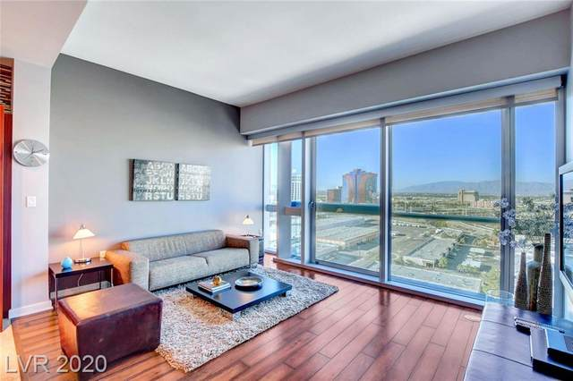 4471 Dean Martin Drive #2004, Las Vegas, NV 89103 (MLS #2239212) :: The Lindstrom Group