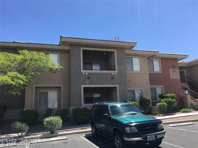 904 Domnus Lane #101, Las Vegas, NV 89144 (MLS #2239217) :: Kypreos Team