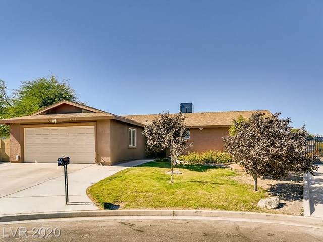 4312 Lindsey Circle, Las Vegas, NV 89130 (MLS #2239224) :: Hebert Group | Realty One Group