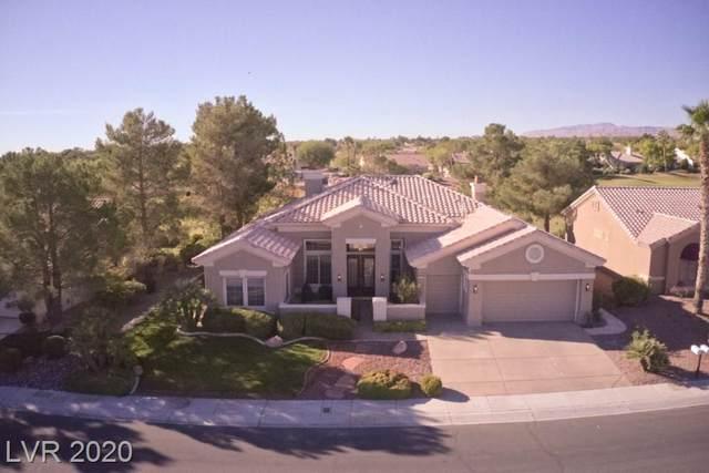 9125 Villa Ridge Drive, Las Vegas, NV 89134 (MLS #2239230) :: The Shear Team